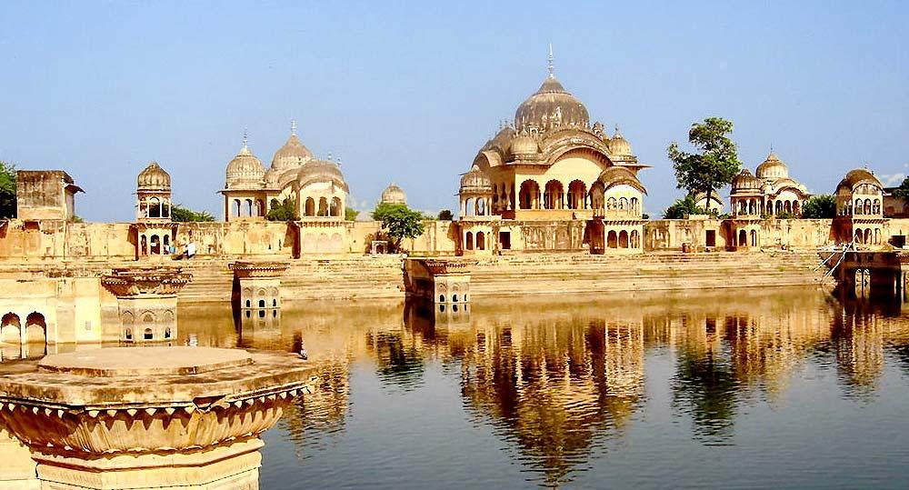 Delhi Agra Mathura Vrindavan Trip