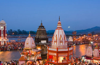 Golden Triangle and Haridwar