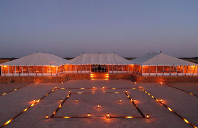 Rajasthan Camp Tour