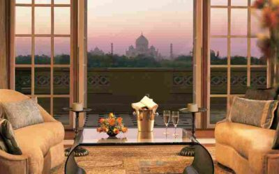 Accommodation in Agra near to the Taj Mahal