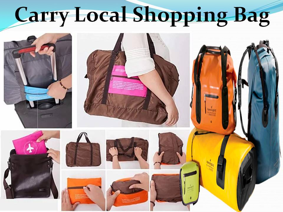 Carry Local Shopping Bag