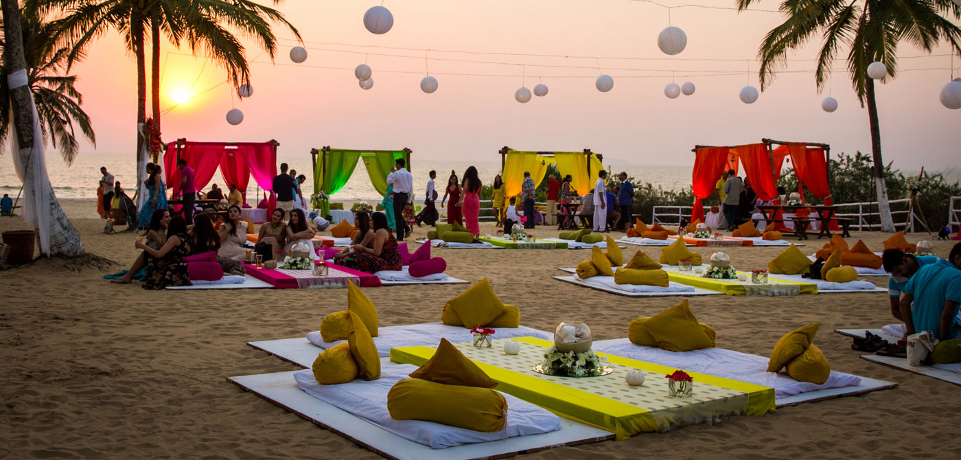 goa beach wedding