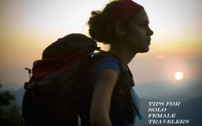 Safety tips for solo traveler