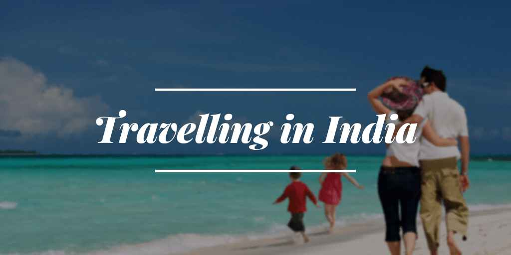 Traveling to india