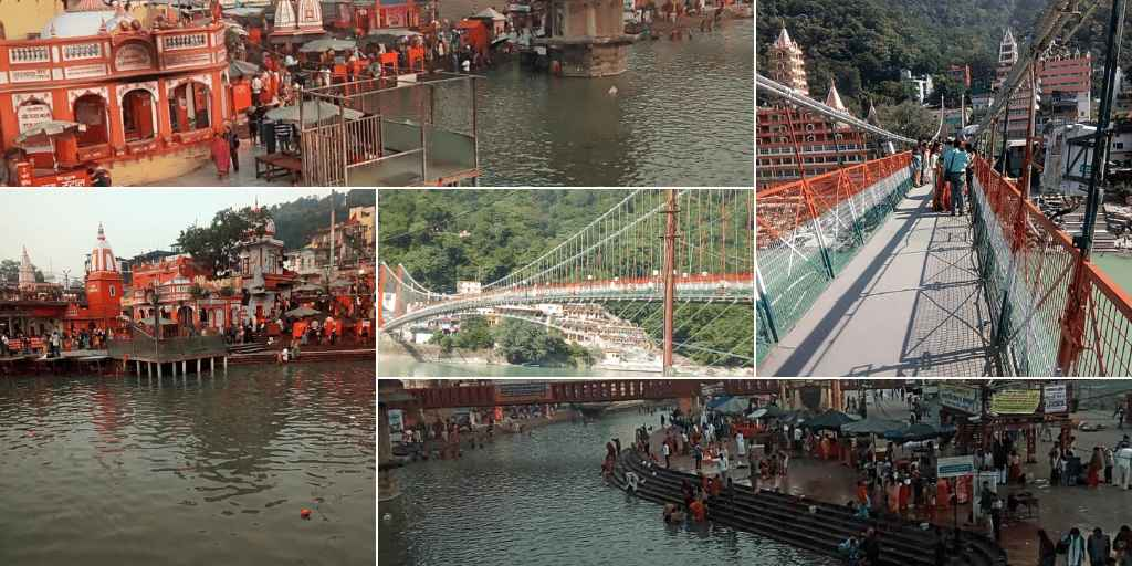 golden triangle with haridwar and rishikesh