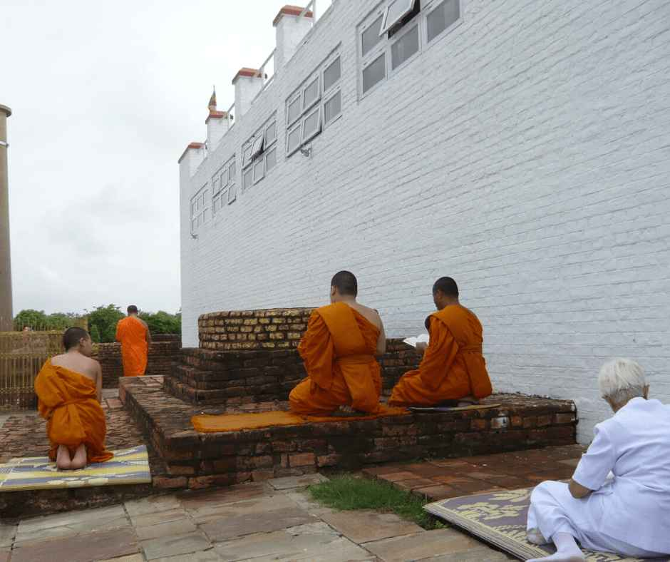 Buddhist Pilgrimage Sites