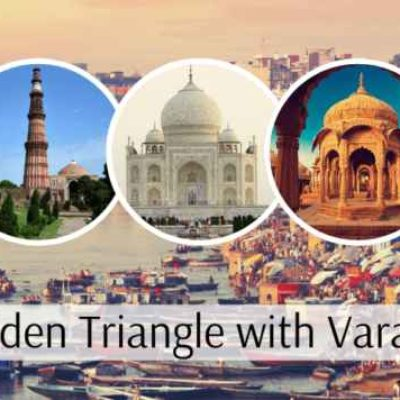 golden triangle tour with varanasi